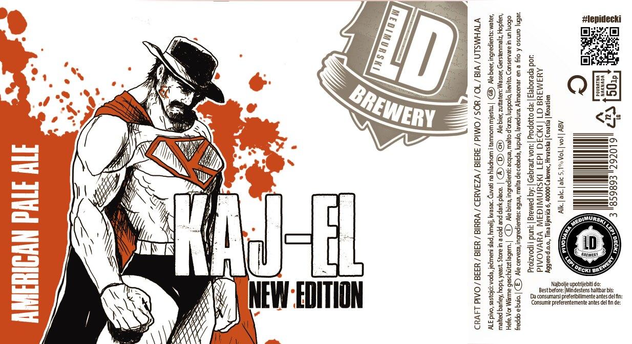 Kaj-El Etiketa New Edition